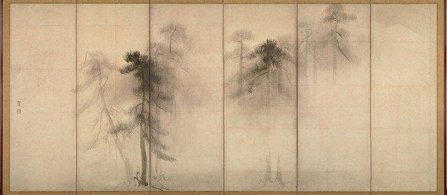 Belichaamde leegte III – 'Ma' in de Japanse kunst